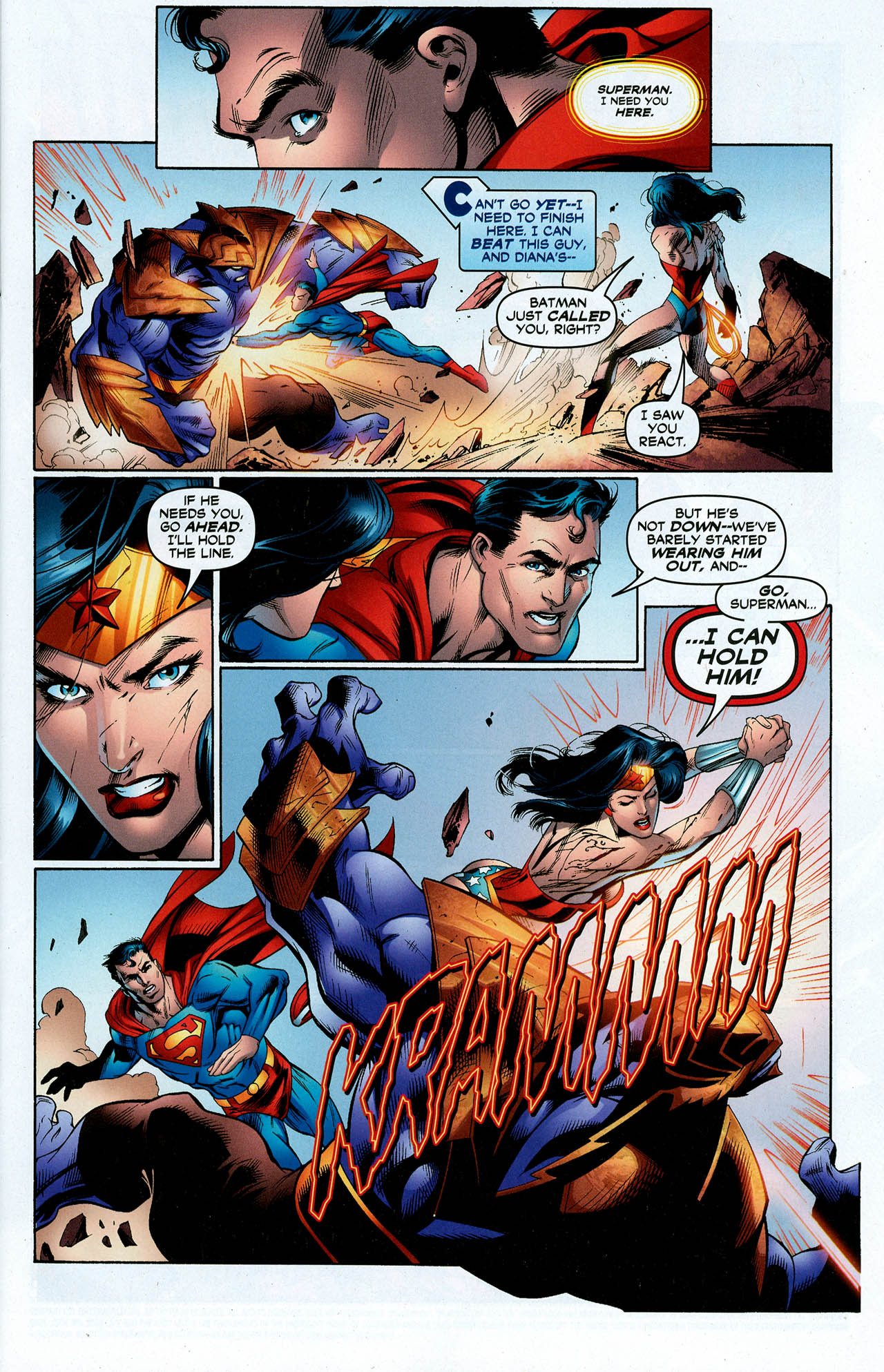 Read online Trinity (2008) comic -  Issue #5 - 5