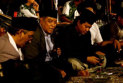 Ketua Umum Pengurus Besar Nahdlatul Ulama (PBNU) KH Said Aqil Siradj