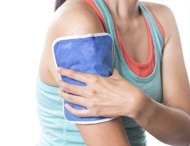ما هو علاج تمزق العضلات