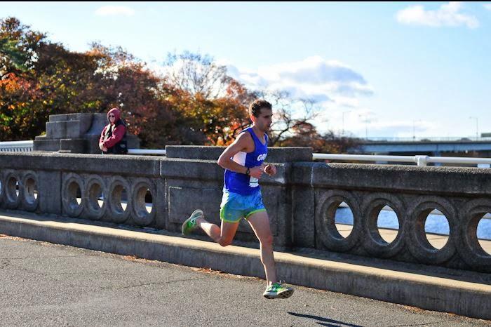 GEORGETOWN RUNNING CLUB: For hard training of Washingtonian