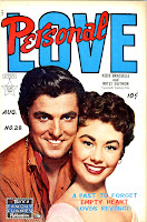 Personal Love v1 #28 Mitzi Gaynor romance comic book photo cover