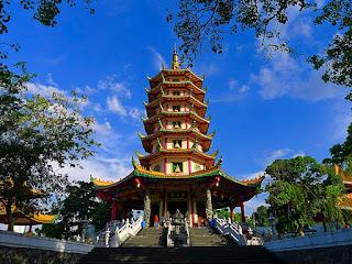 wisata pagoda semarang