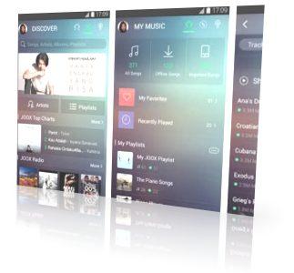 ternyata memang dari dulu masih tetap bertahan dan selalu menarik calon penggemar gres 11 Aplikasi Download Lagu /Musik Android Gratis Terbaik Terlengkap