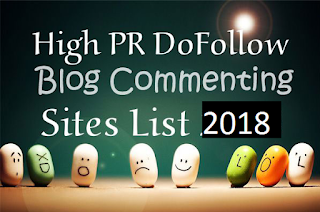 How To Free High Pr Dofoollow Blog Commenting Sites List Of 2018 PakUrdu World