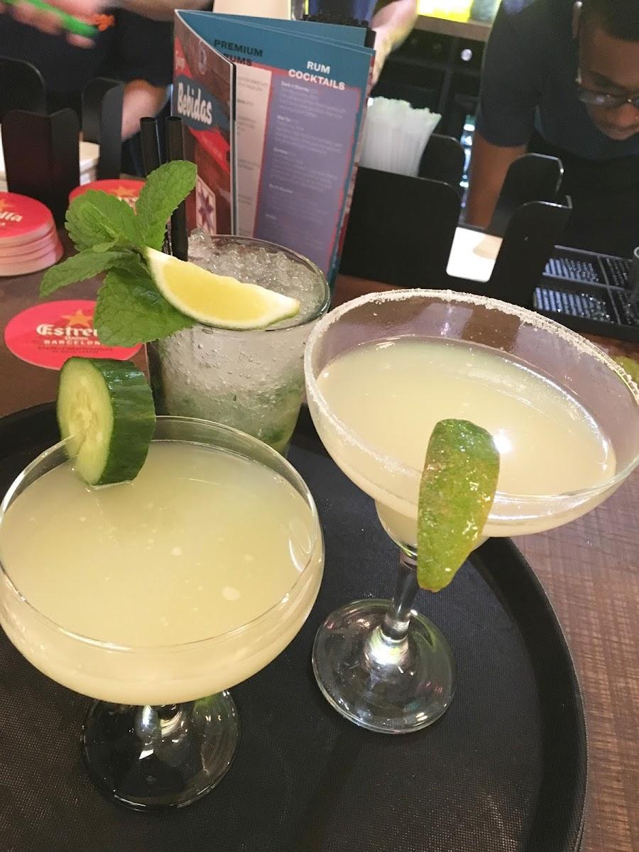 Bodega Cantina review food Leicester St Martins Midlands cocktails