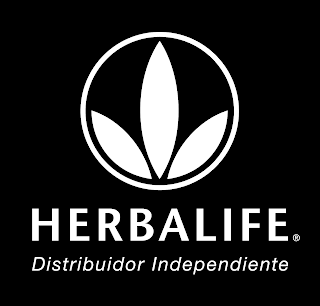 Logo White cuadrado Herbalife Distribuidor Independiente
