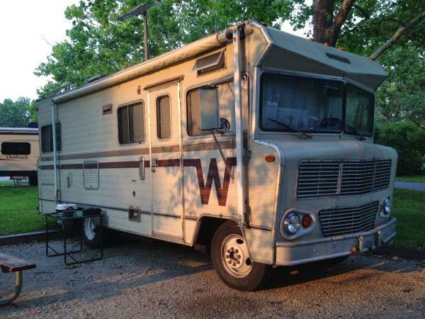 Used RVs For Trade 1974 Winnebago Indian Motorhome For ...