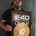 "E-40's ""Choices"" goes Gold"