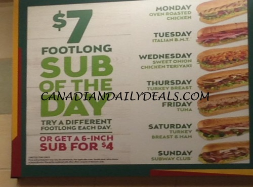 daily coupons toronto