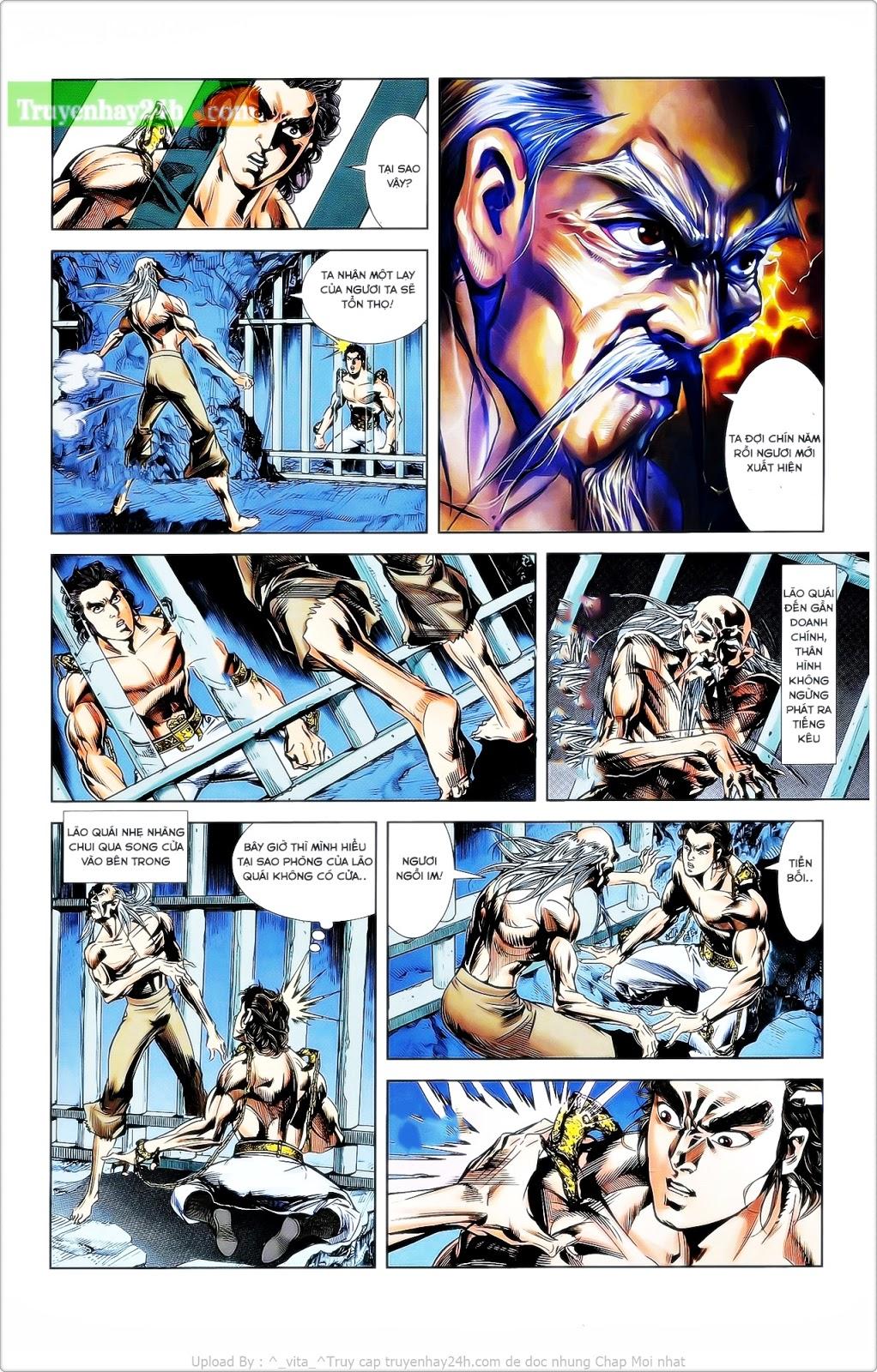Tần Vương Doanh Chính chapter 24 trang 29