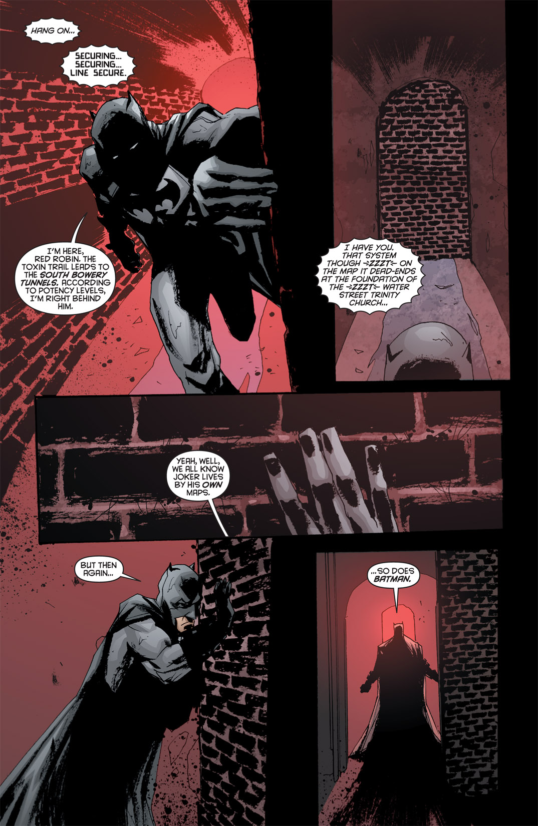 Detective Comics (1937) 880 Page 11