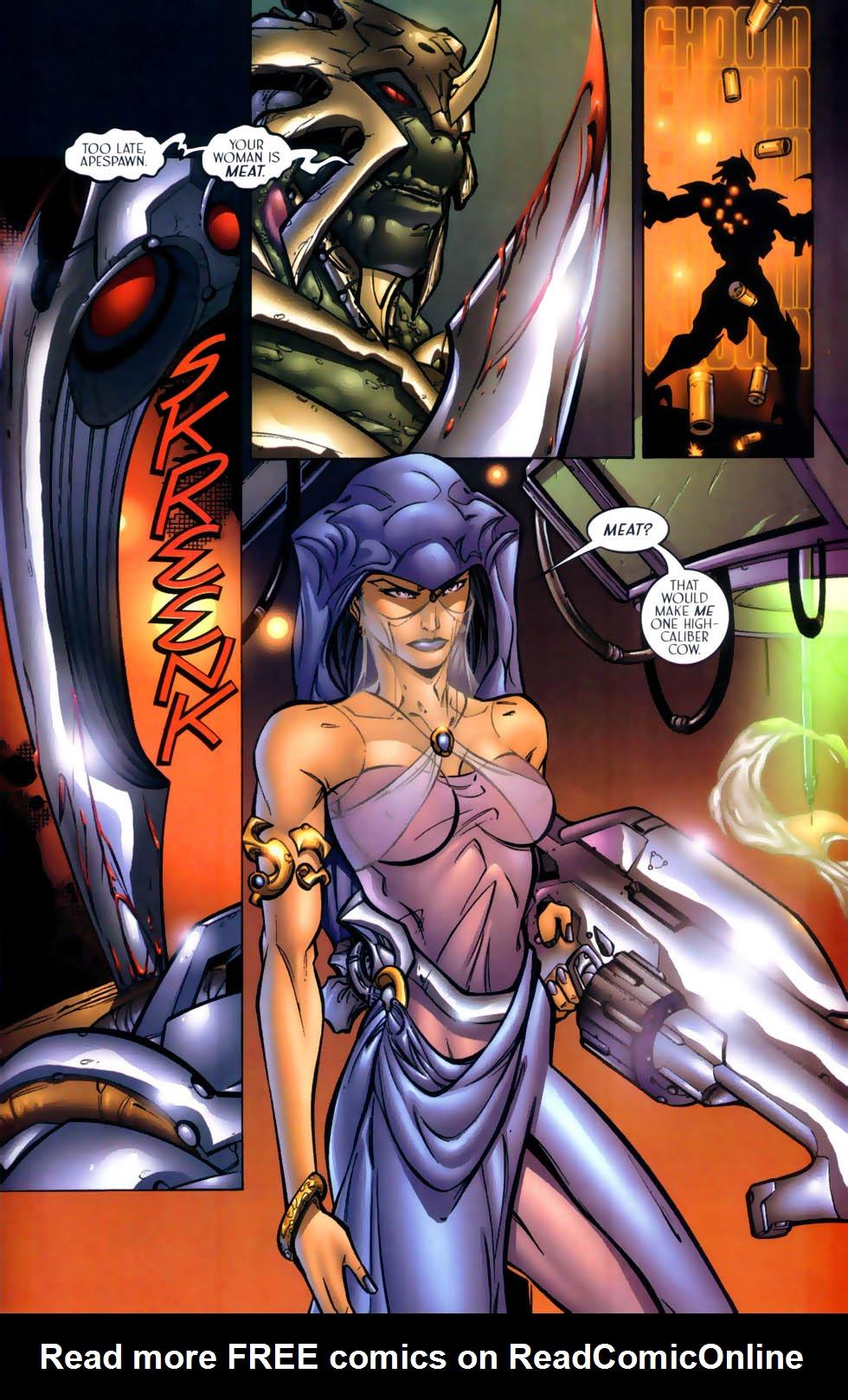 Read online Sigil (2000) comic -  Issue #1 - 24