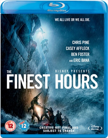 The Finest Hours 2016 English Bluray Download