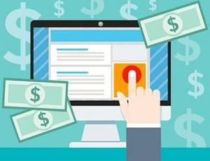 Ganhar dinheiro na internet com site ou blog