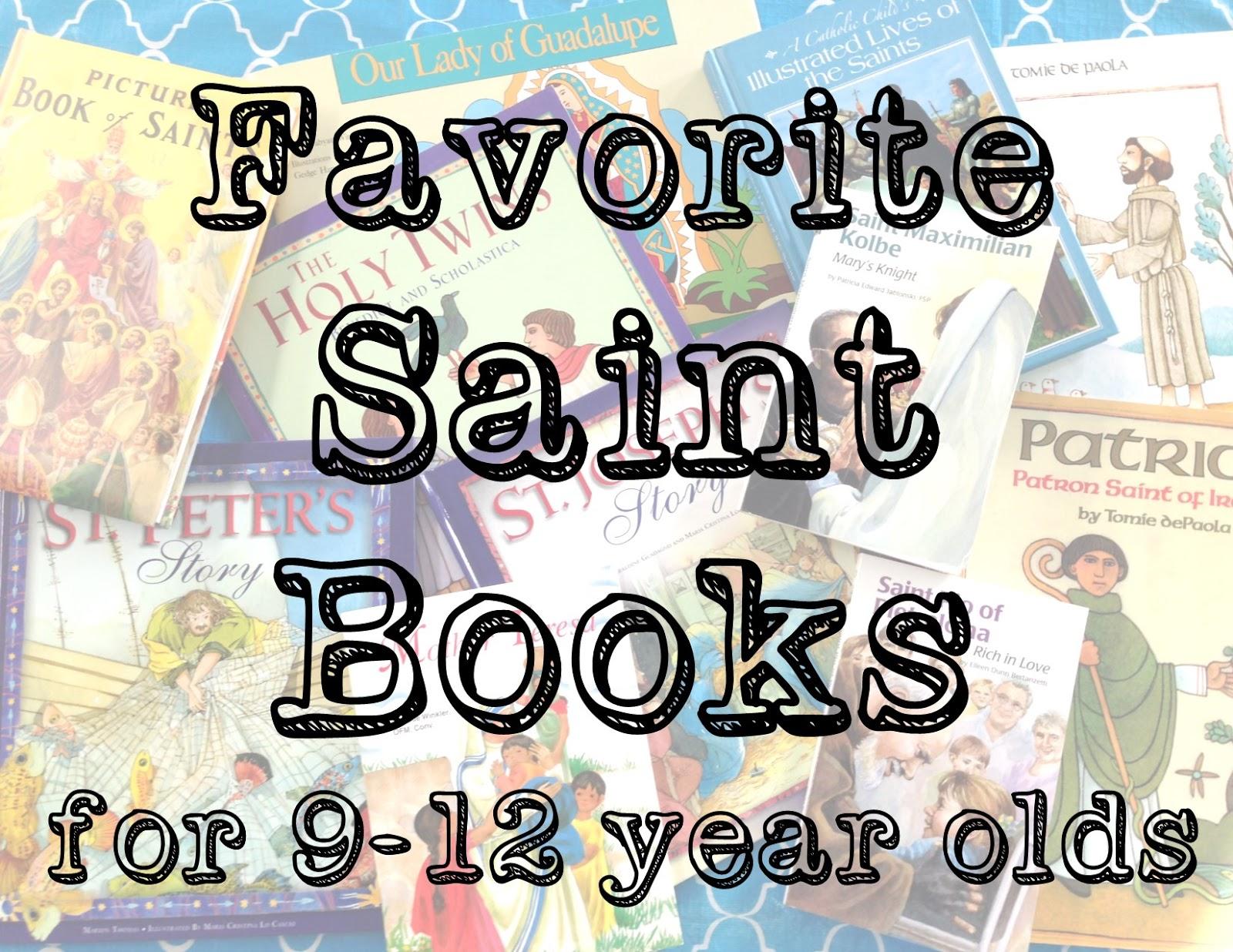 Favorite saints