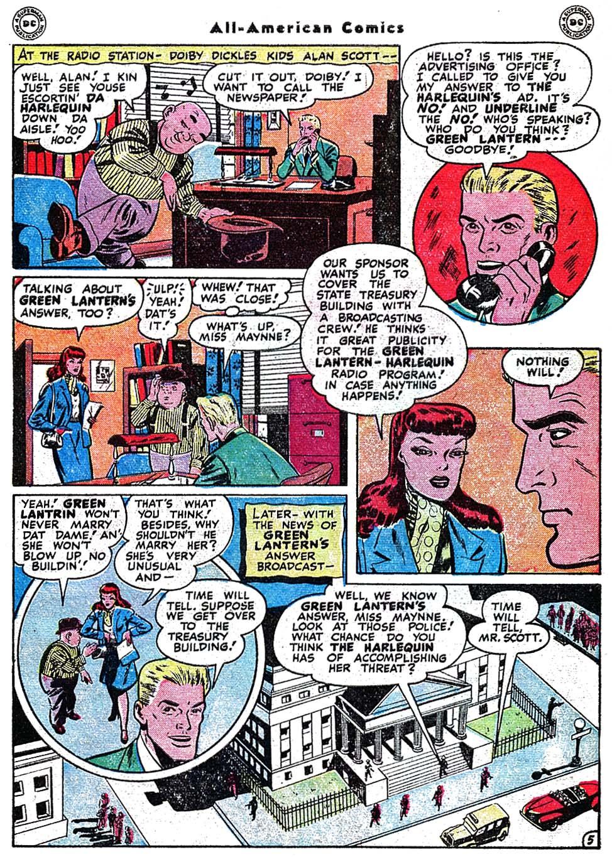 Read online All-American Comics (1939) comic -  Issue #91 - 7