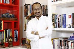 Maju Pilpres, Abraham Samad Siap Duet dengan Jokowi atau Prabowo