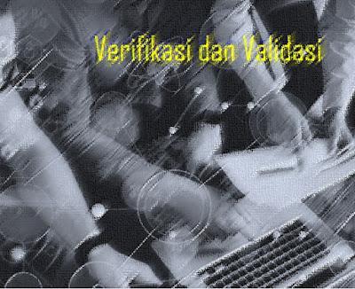 verifikasi dan validasi kerap ditemui ketika registrasi yang memperlihatkan bukti berupa data Gobekasi:  Pengertian Verifikasi, Tujuan, Contoh & Perbedaan dengan Validasi
