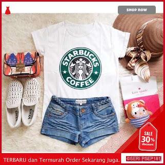 ION649 kaos wanita Starbuck tee tshirt st buck  | BMGShop