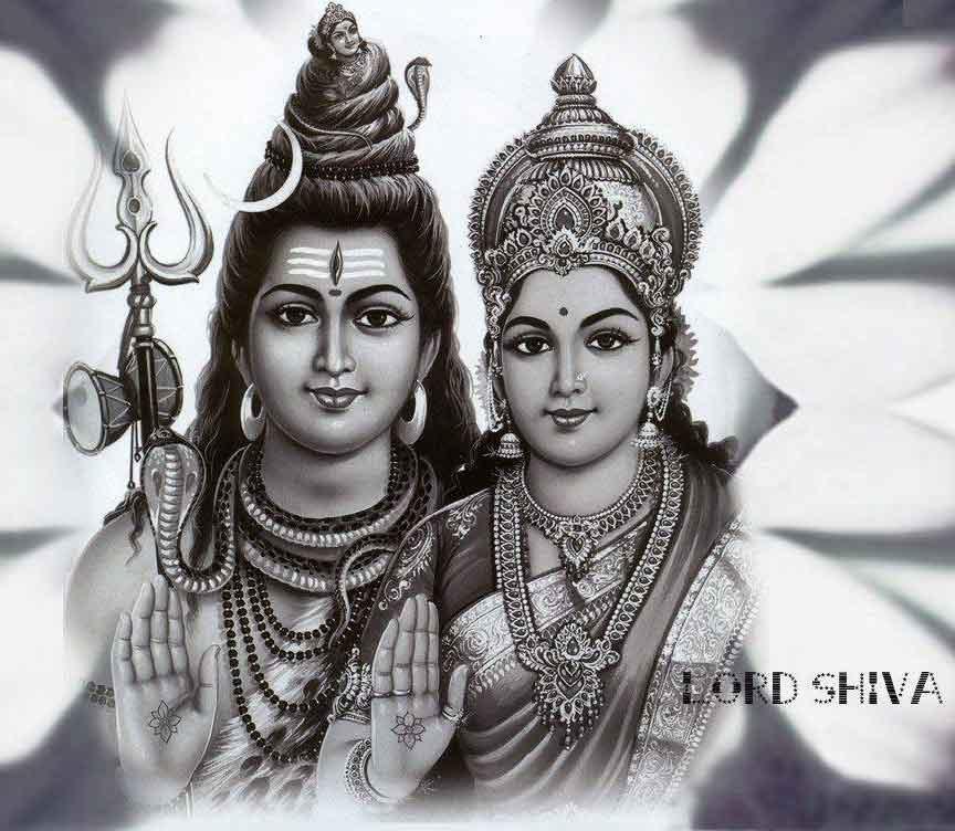 God Ganesh Hd Wallpaper Lord Shiva Parvati Wallpapers Download Navratri 2018
