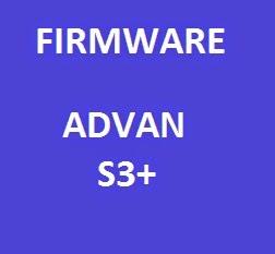 Silahkan kunjungi halaman ini untuk mendapatkan file flash rom advan s3+