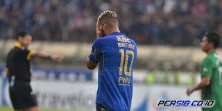 PSM Makassar vs Persib Bandung: Maitimo Dipastikan Absen