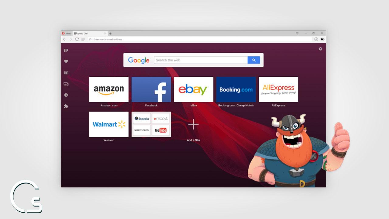 كيف تفعيل ميزة VPN على متصفح Opera و الاستفادة من السرعة و الحماية