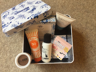 contents of June UK Birchbox