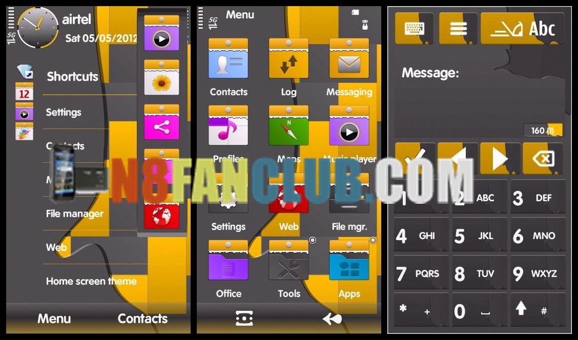 Nokia 6600 mobile9 apps