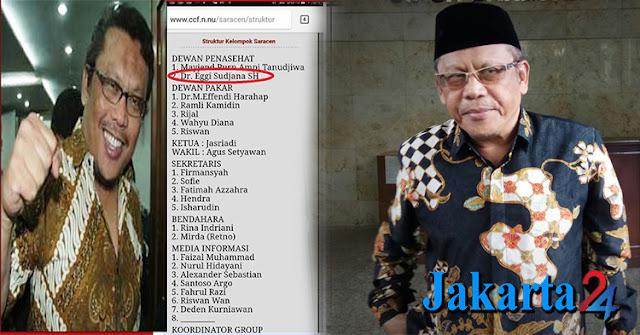 Akankah Eggi Sudjana Mengikuti Jejak Habib Rizieg Tidak Pulang Ke Indonesia Setelah Di Laporkan Atas Kasus Pemalsuan Dokumen