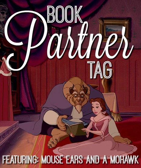 Book Partner Tag