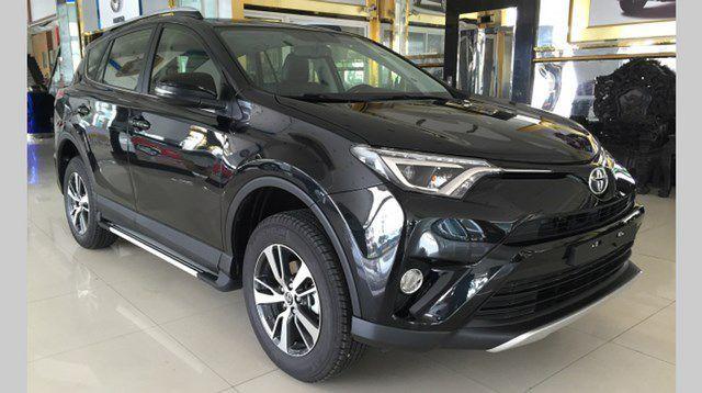 Xe Toyota RAV4 2016 giá 1,8 tỷ đã có mặt tại Hải Phòng