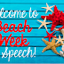 Beach Week in Speech!