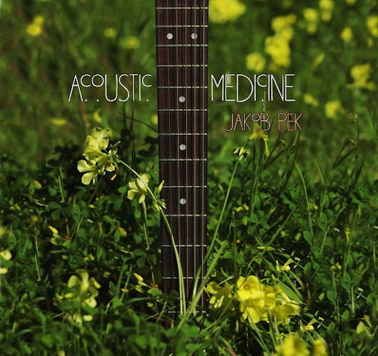 Recently Released: Jakob Pek - Acoustic Medicine (Independent - May 4 2017)