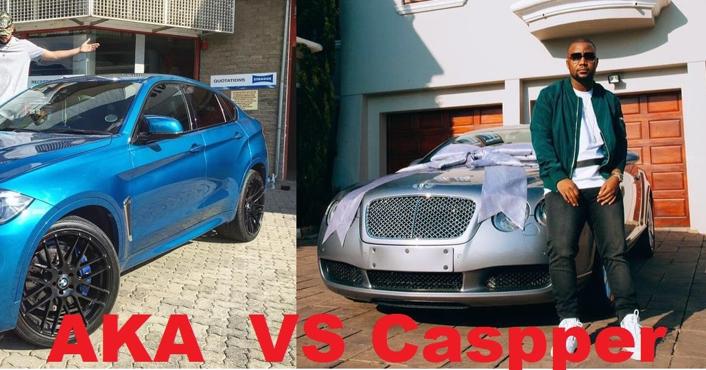 AKA New Car Vs Caspper New Car
