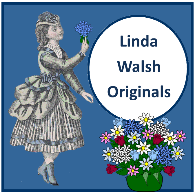 Linda Walsh Originals Etsy Shop