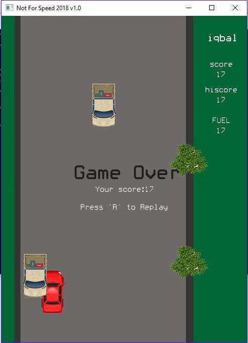 Game C++ Sederhana : sederhana, Membuat, Racing, Sederhana, Dengan, Libsigil, Iqbal, Pambudi