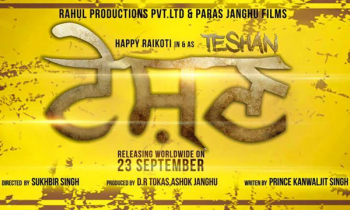 Teshan - Punjabi Movie Star casts, News, Wallpapers, Songs & Videos