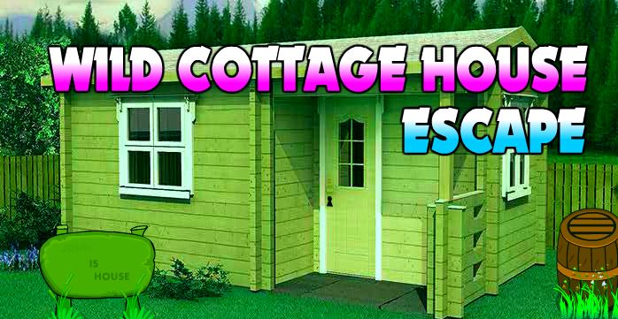 AVMGames Wild Cottage House Escape