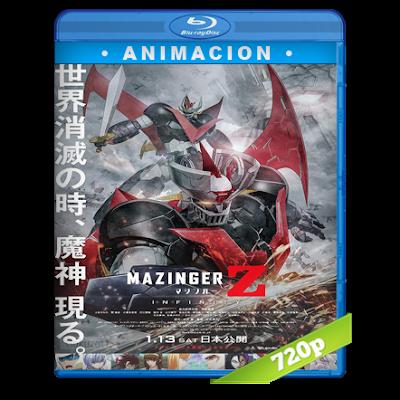 Mazinger Z Infinity (2017) BRRip 720p Audio Trial Latino-Castellano-Japones 5.1
