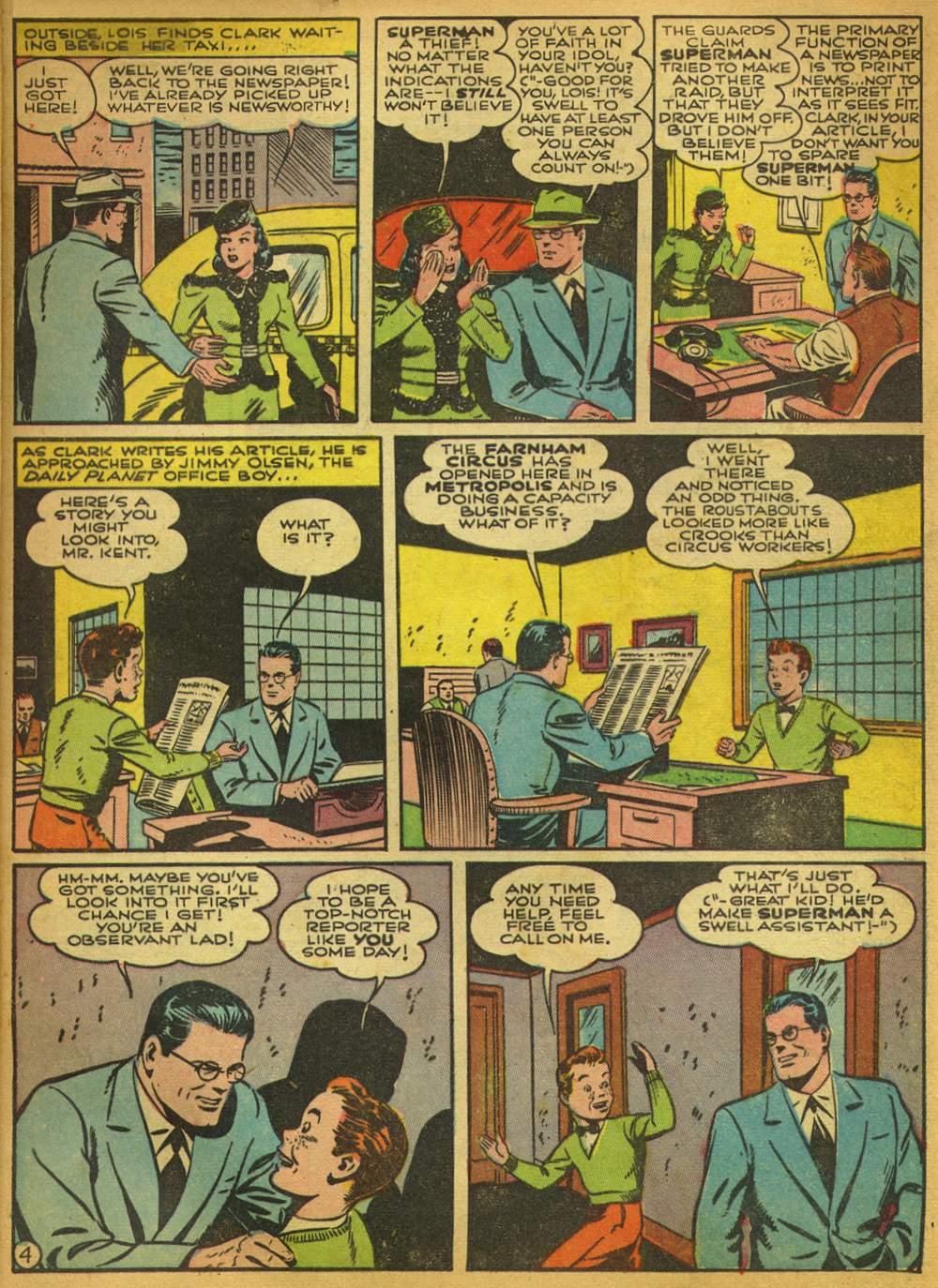 Read online World's Finest Comics comic -  Issue #6 - 7
