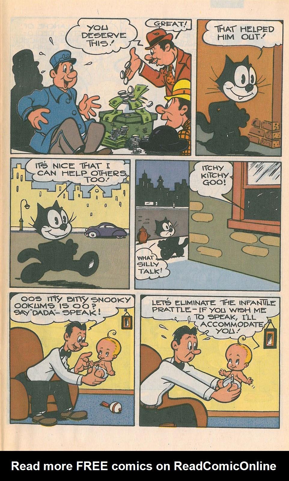 Read online Felix the Cat comic -  Issue #4 - 26