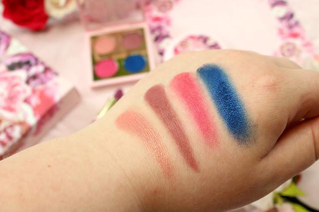 eyeshadow, palette, quad, Mac, me so fleek