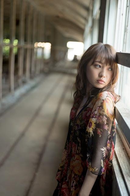 AKB48 Kizaki Yuria Gravure YCM 009