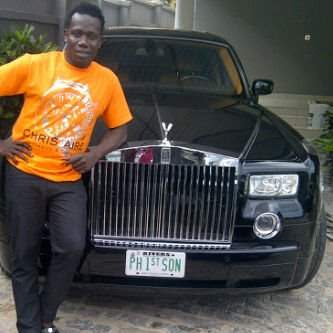 Duncan Mighty Denies Buying Rolls Royce 1