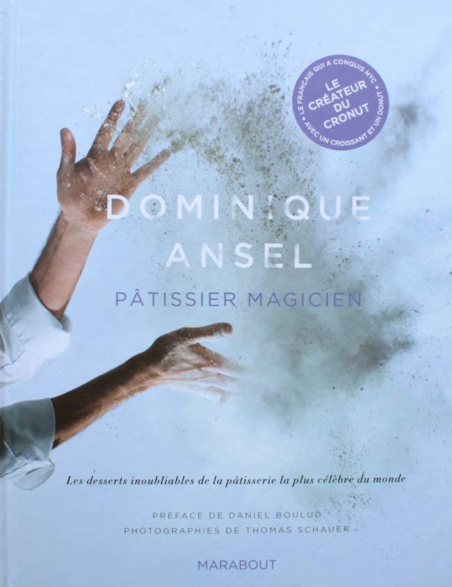 Dominique ansel livre