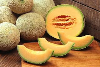 Suka Dengan Buah Melon?? Nah Berikut Manfaat Dahsyat Melon Bagi Kesehatan Tubuh Anda