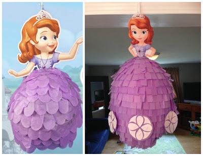 piñata-globo-diy-princesa
