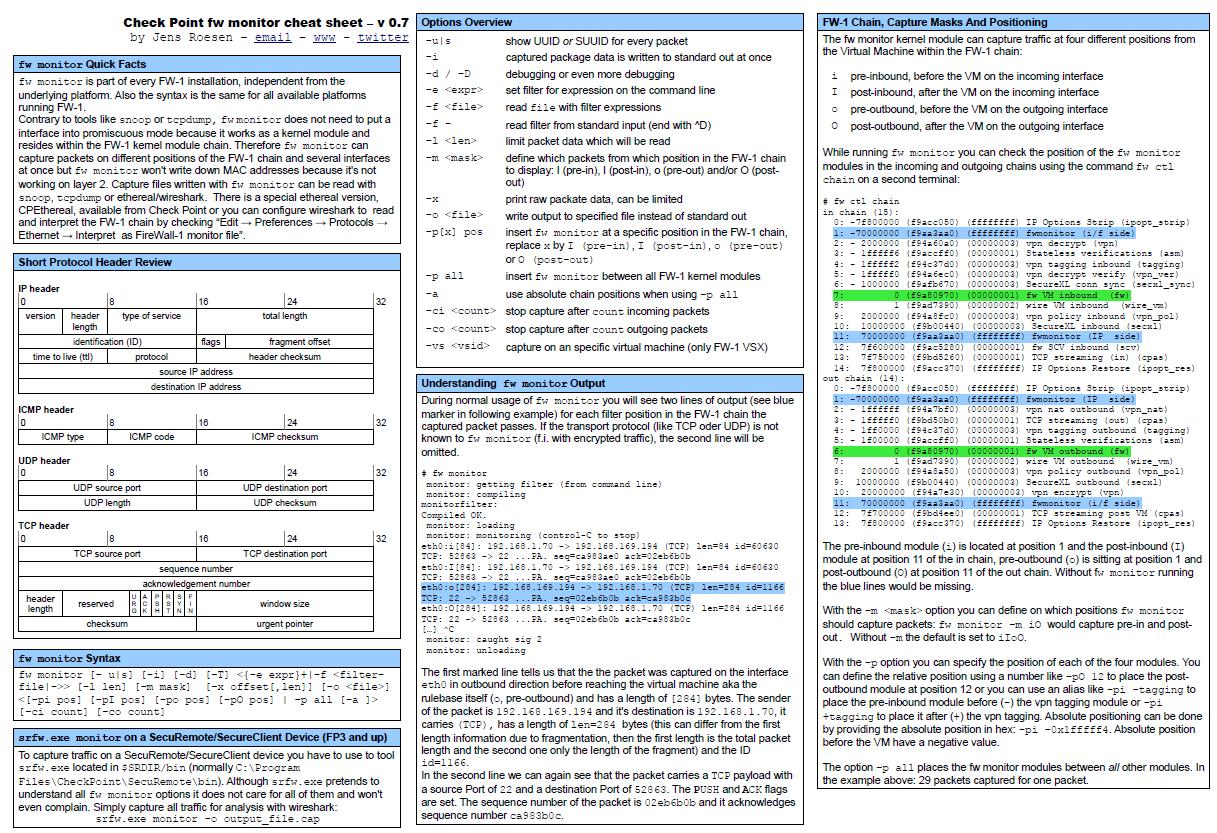 Dhansham - Engineer's Notebook Checkpoint Firewalls Gaia: CK