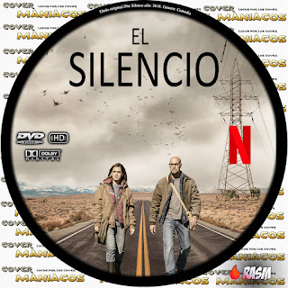 GALLETA EL SILENCIO - THE SILENCE -2019 [COVER DVD]